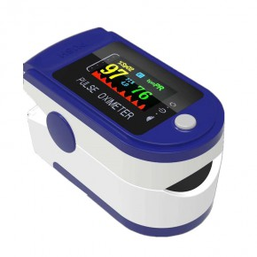 Пульсоксиметр - Fingertip Pulse Oximeter SP02